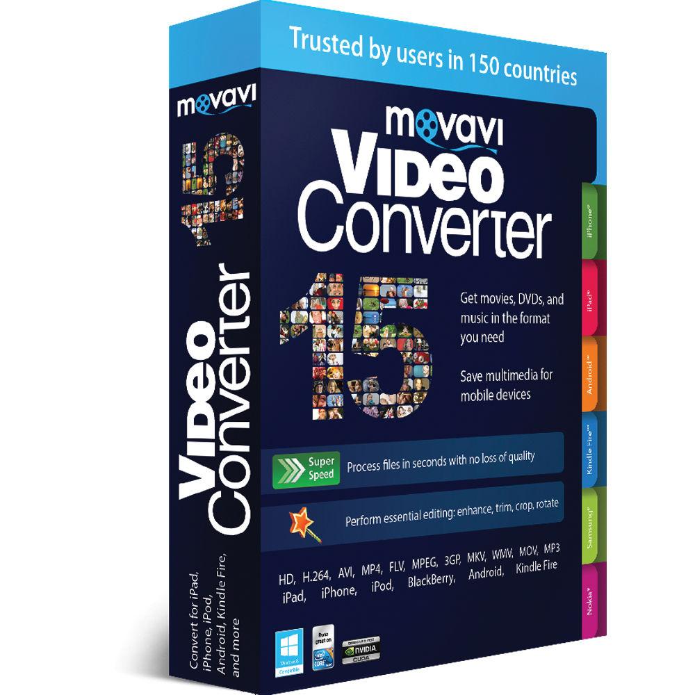 Movavi Videoconverter 15 Business Edition