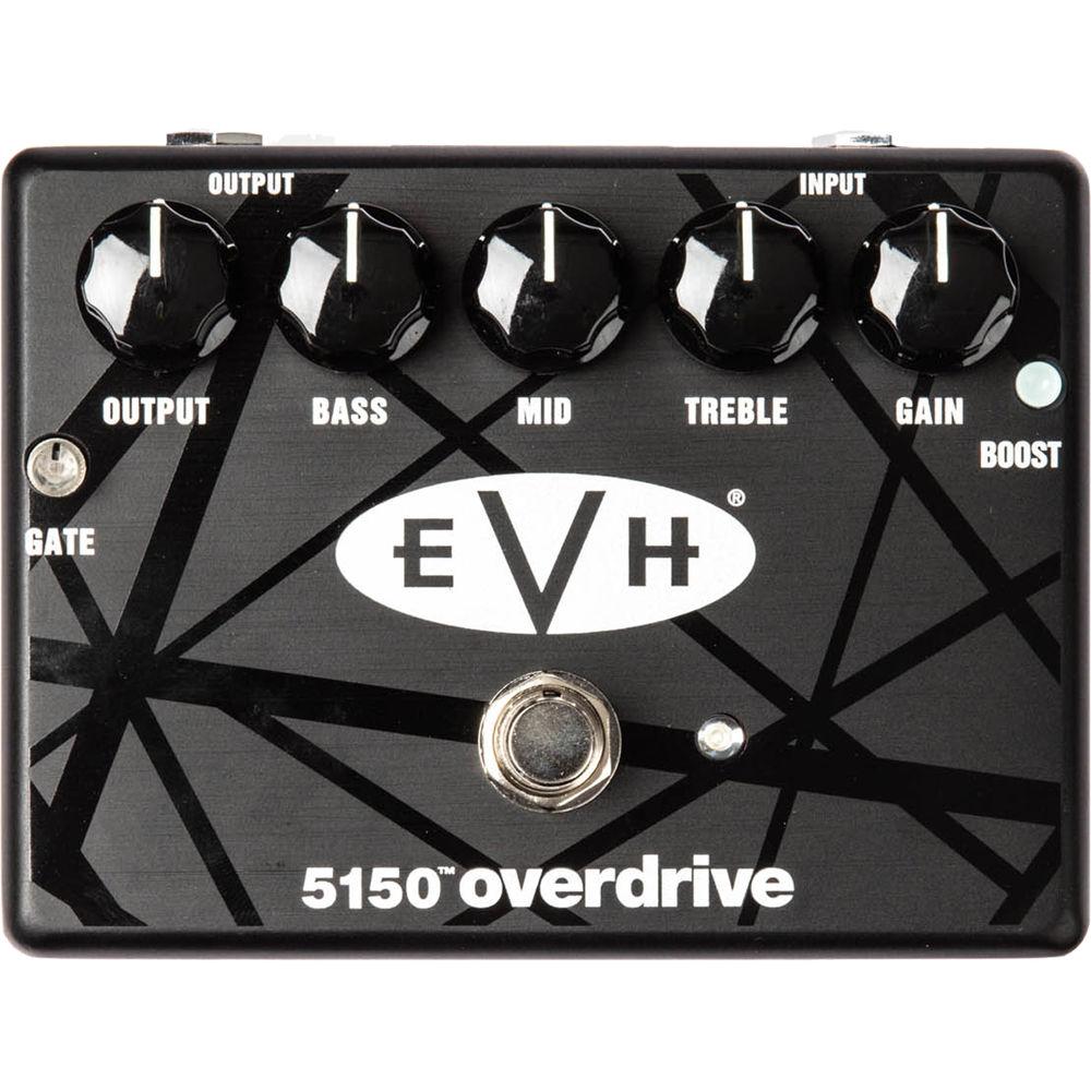 6ce3e9e6a39 MXR EVH 5150 Eddie Van Halen Overdrive Pedal EVH5150-U B H Photo