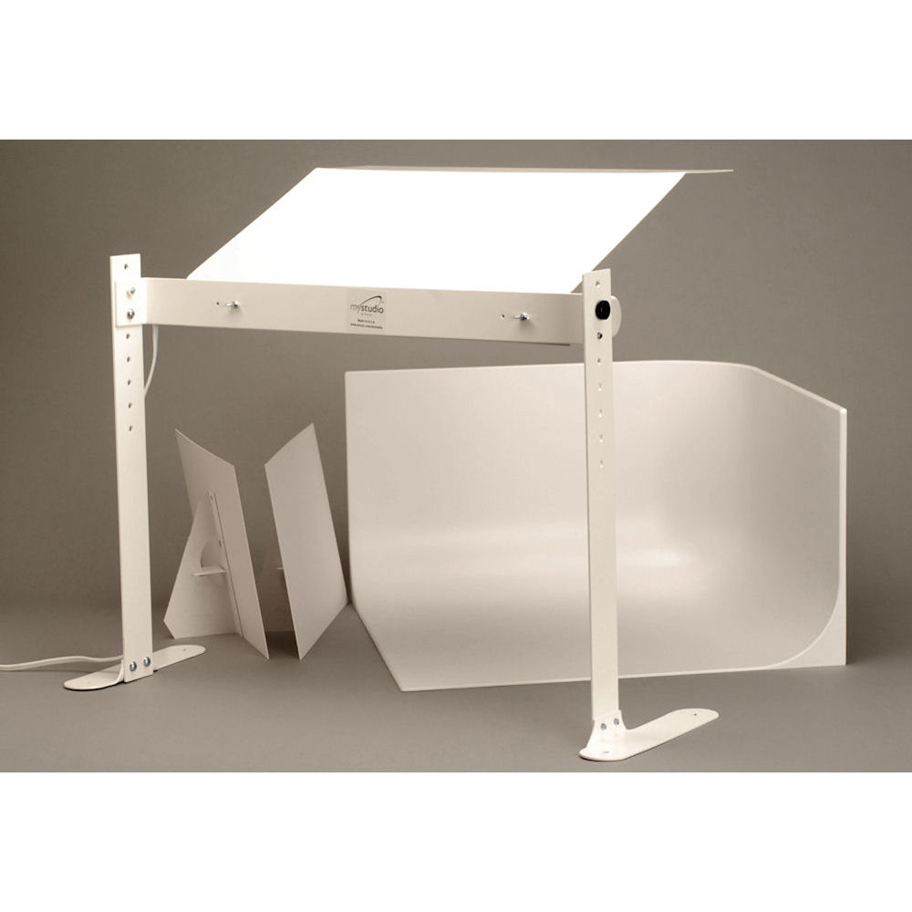 MyStudio MS20J Tabletop Photo Studio with LED Lighting MS20JLED