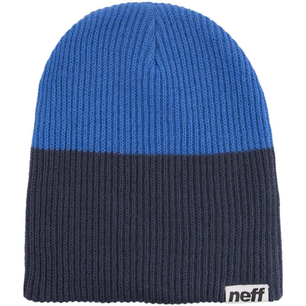 Neff Duo Beanie (Navy Blue) 15F03012-NYBL B H Photo Video bb0576f36d0