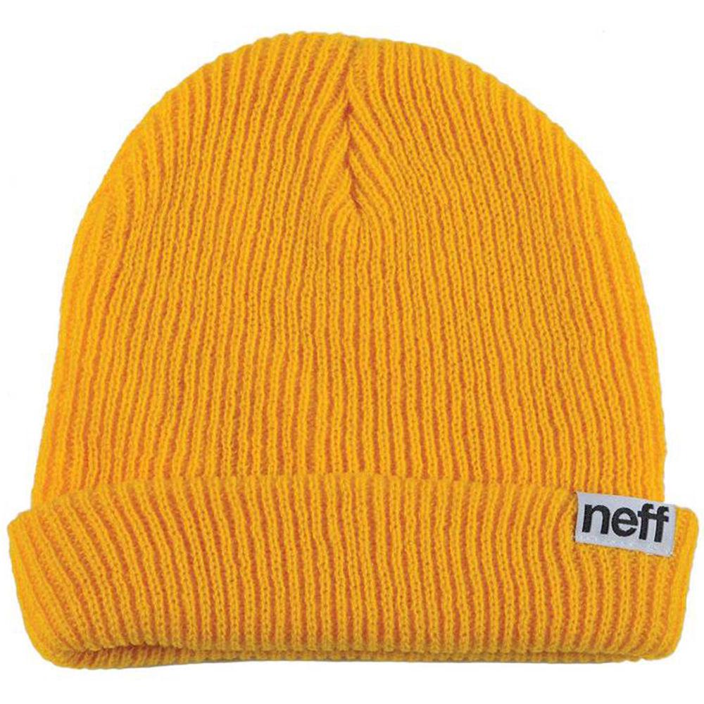 Neff Fold Beanie (Mustard) NF00002-MSTD B H Photo Video a69c1f6b080