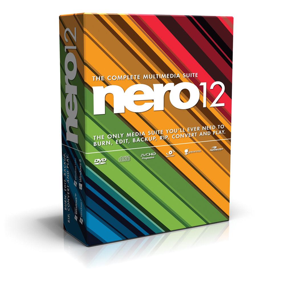 nero free download full