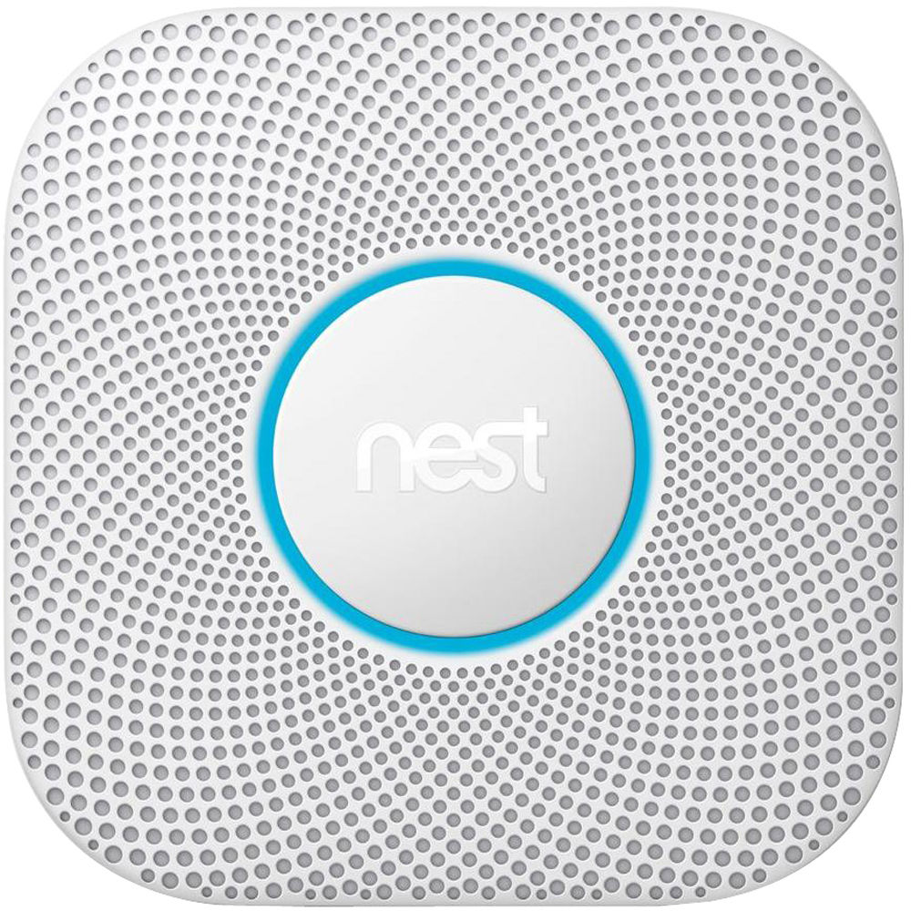 Nest Protect Wired Smoke and Carbon Monoxide Alarm S3003LWES B&H
