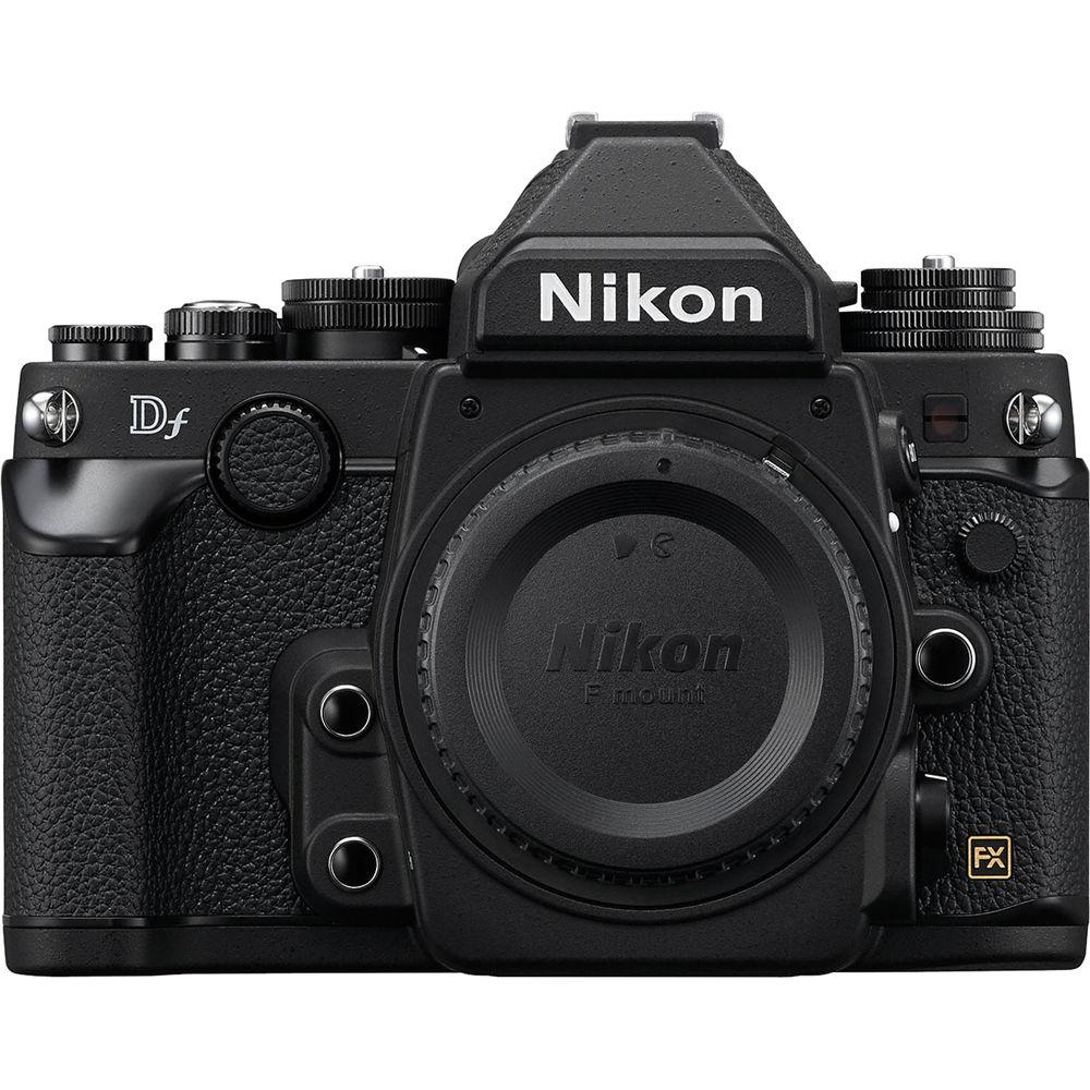 Nikon Df DSLR Camera (Body Only, Black) 1525 B&H Photo Video
