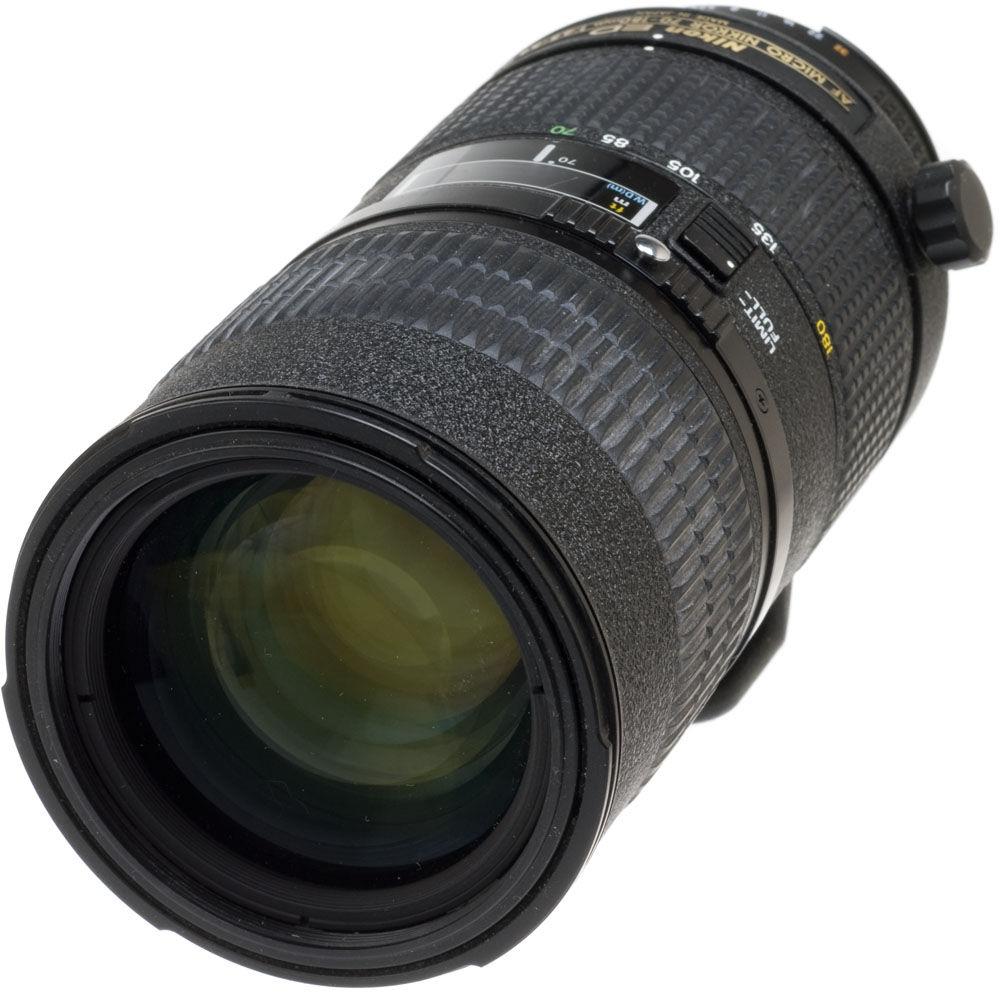 Used Nikon Zoom Telephoto AF Zoom Micro Nikkor 70 180mm