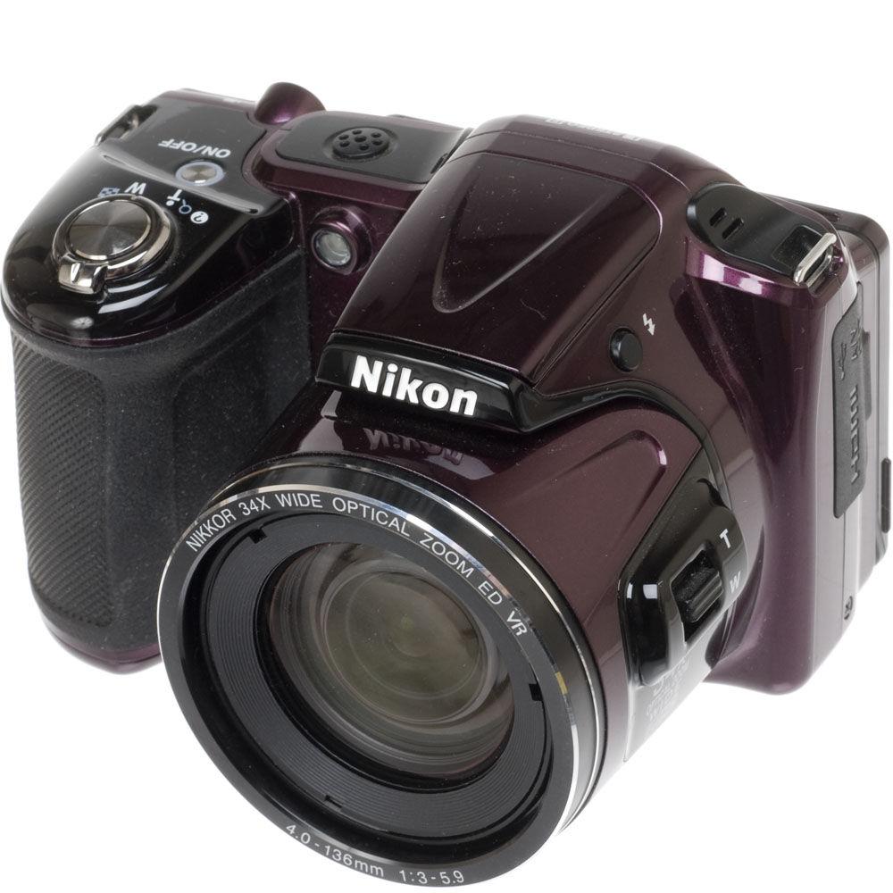 Nikon COOLPIX L830 Camera Treiber Windows 7
