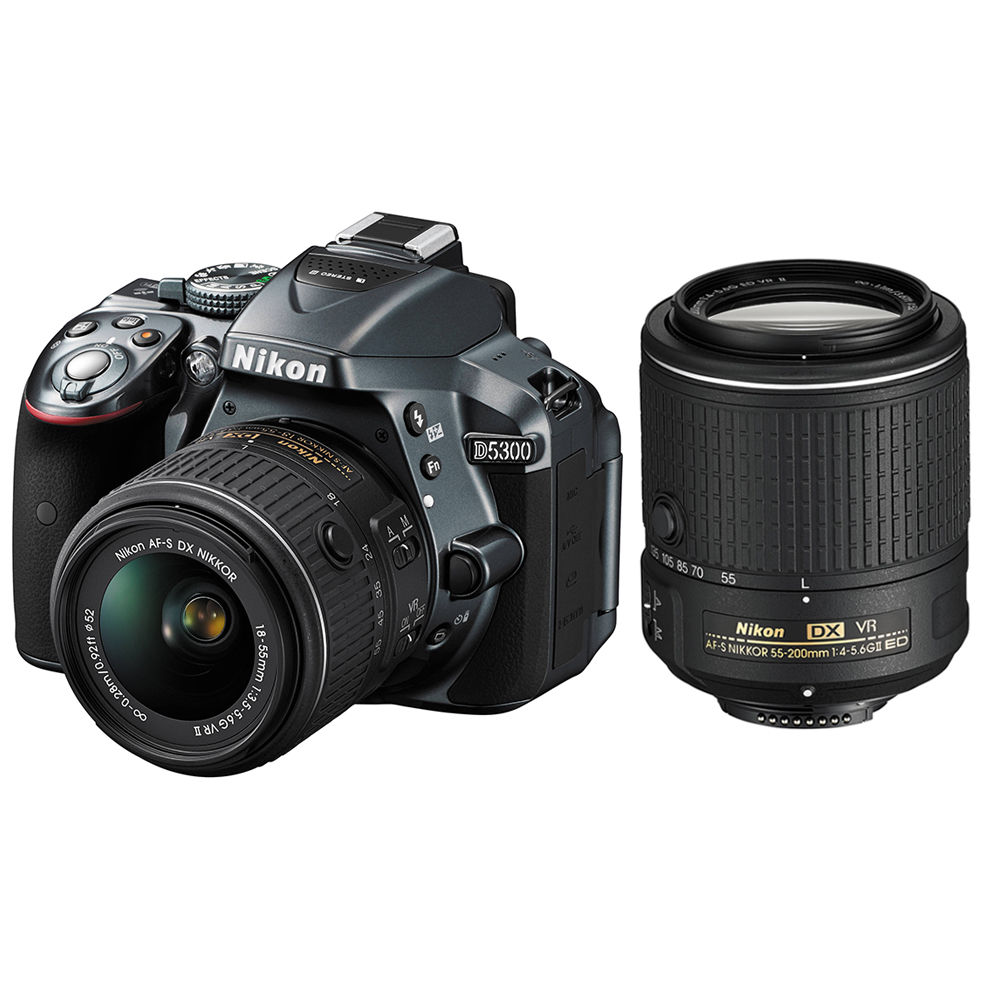 Use nikon d5300 as webcam skype