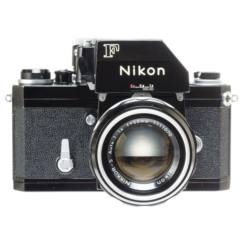 used nikon f photomic ftn 35mm slr manual focus camera body b h rh bhphotovideo com Nikon Coolpix Camera Manual Camera Nikon D3100 Manual
