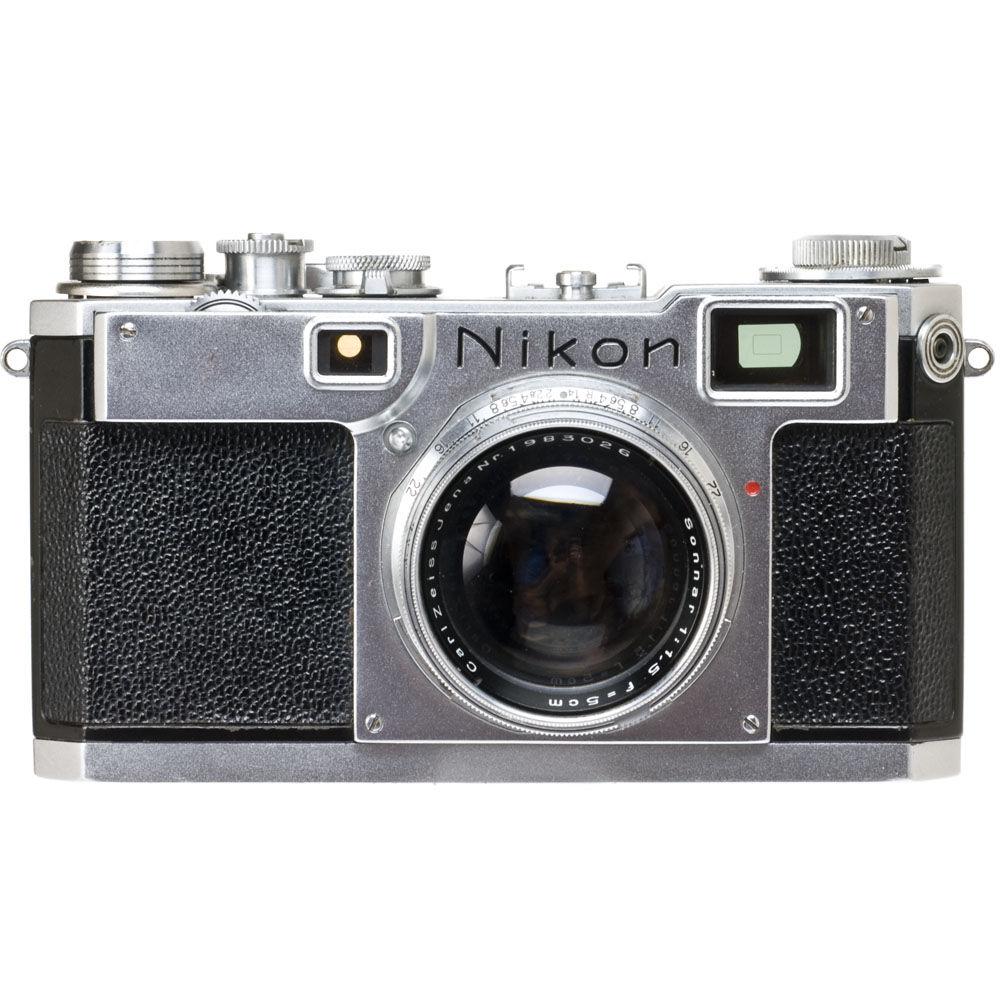 used nikon s2 35mm manual focus rangefinder camera with carl b h rh bhphotovideo com nikon sp rangefinder review Nikon ProStaff Rangefinder