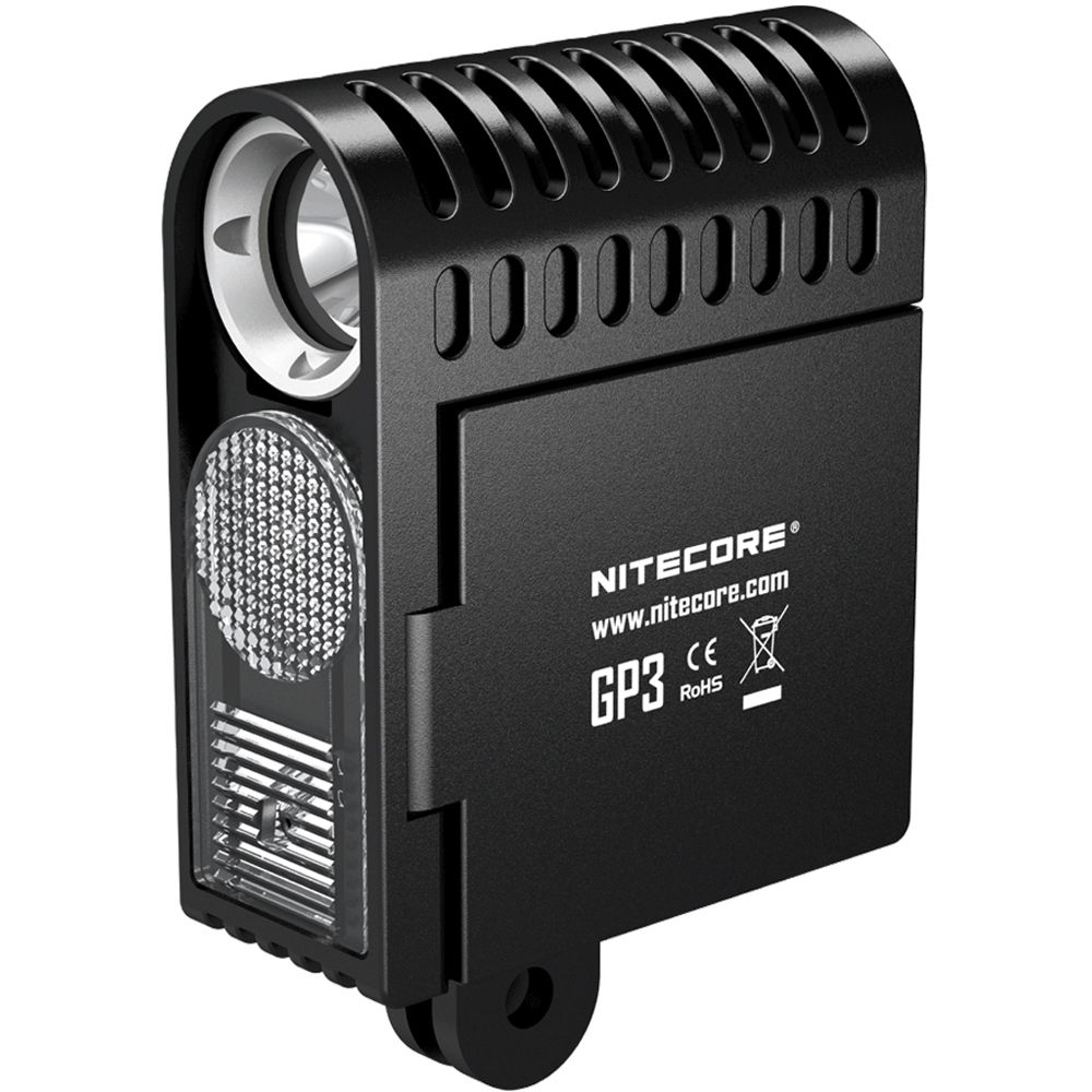 Nitecore GP3 Waterproof Action Camera Light GP3 B&H Photo ...