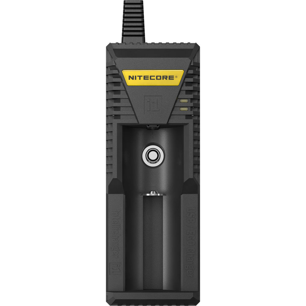 Nitecore I1 Intellicharger Battery Charger Intellicharger