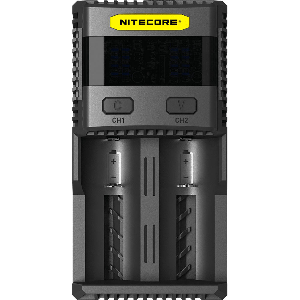 Nitecore Sc2 Superb Battery Charger Bh Photo Simplechargercircuitchargesupto12nicdcellsjpg