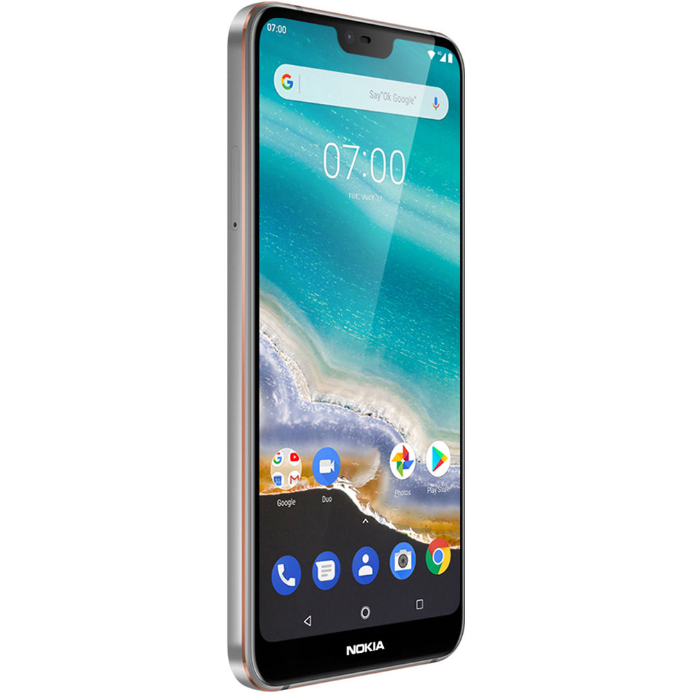 Nokia 71 Dual Sim 64gb Smartphone Unlocked Steel 11ctls11a03 Smart Phone Circuit Board With Details Like Card And Other Image