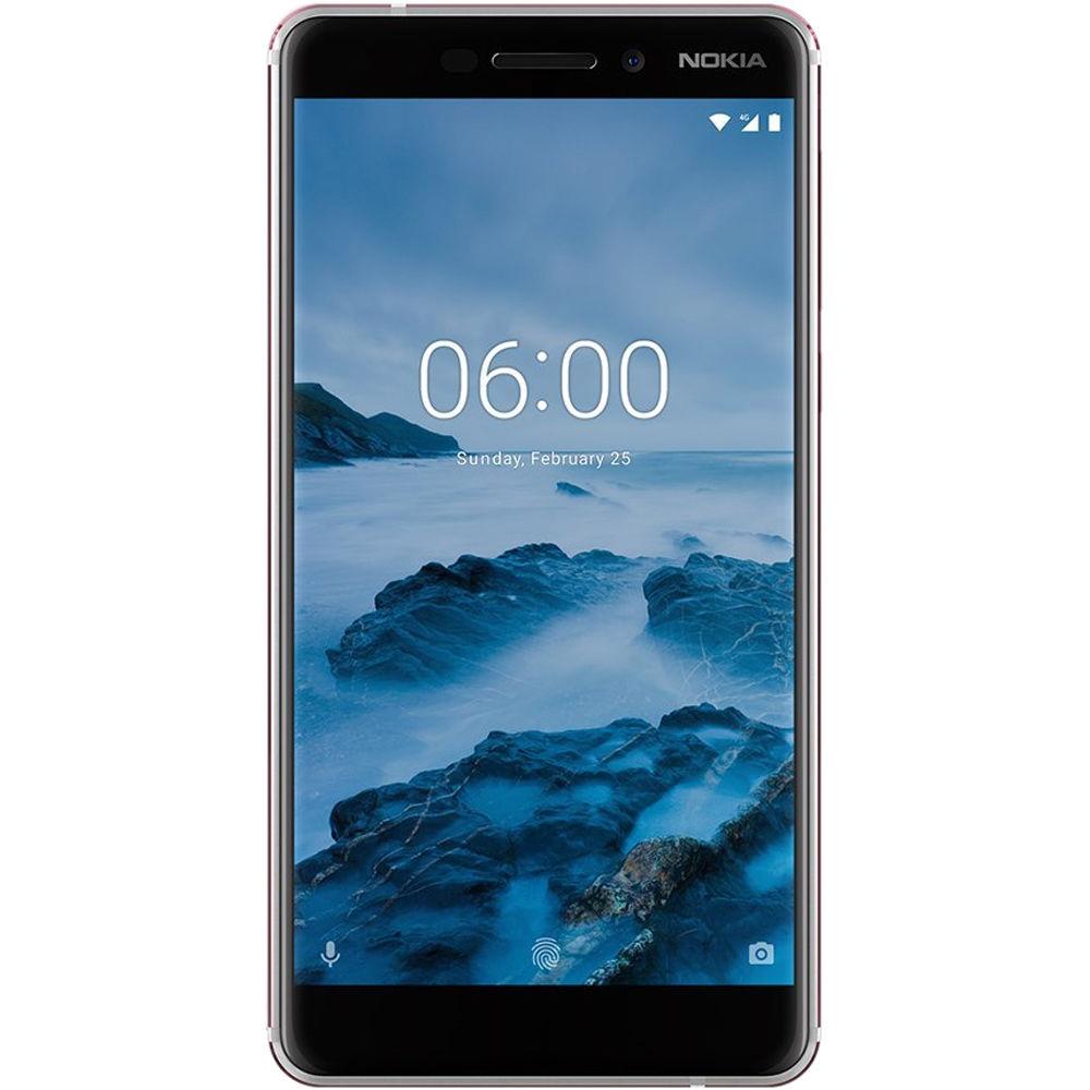 Nokia 61 2018 32gb Smartphone 11pl2w11a01 Bh Photo Video Telephoneringer Telephonerelatedcircuit Electricalequipment Alternate Views Of Item Shown