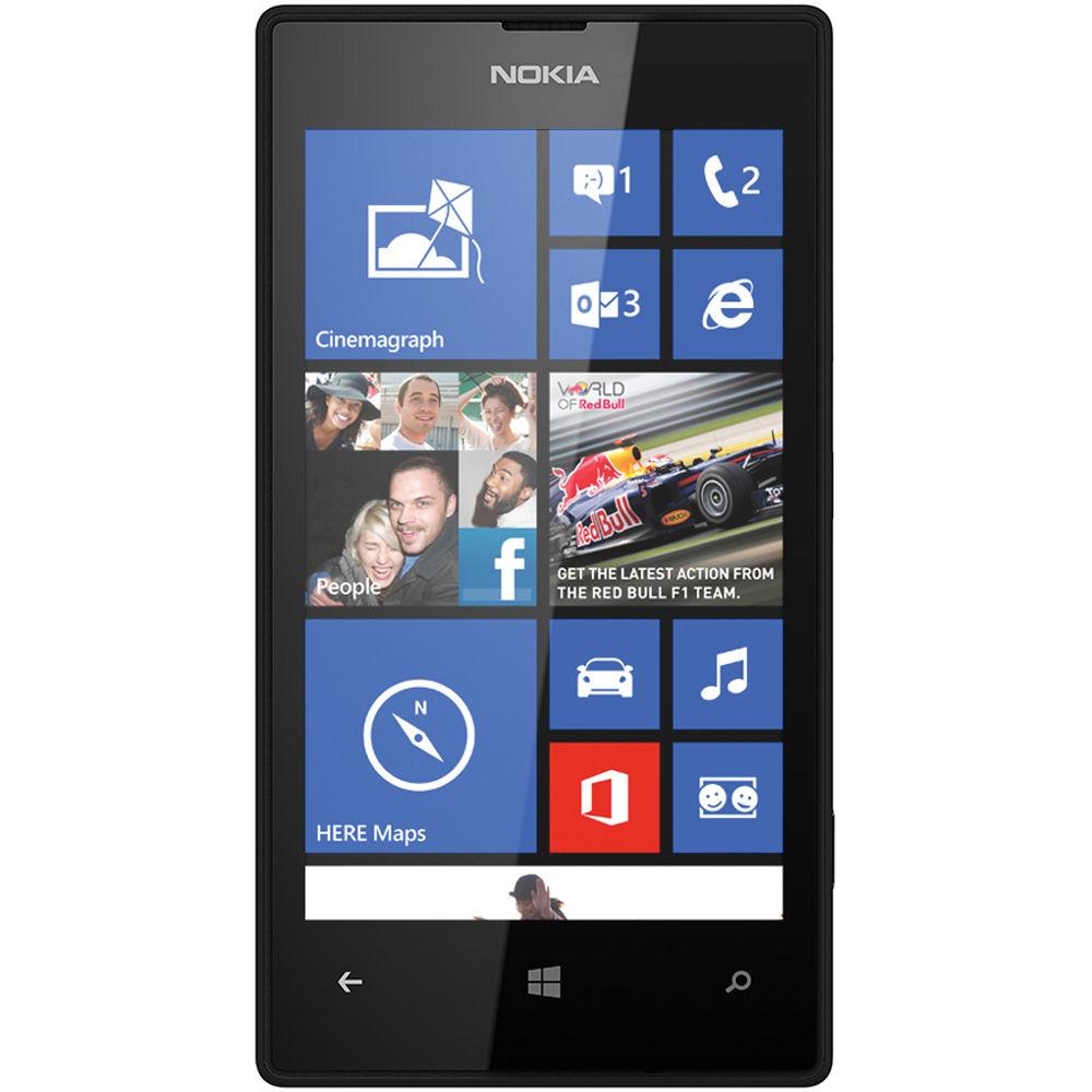 Nokia lumia 520 rm 915 8gb smartphone unlocked black ccuart Choice Image