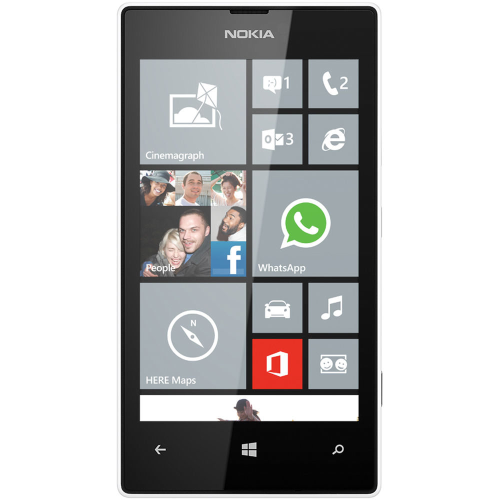 Nokia lumia 520 rm 915 8gb smartphone unlocked white ccuart Image collections