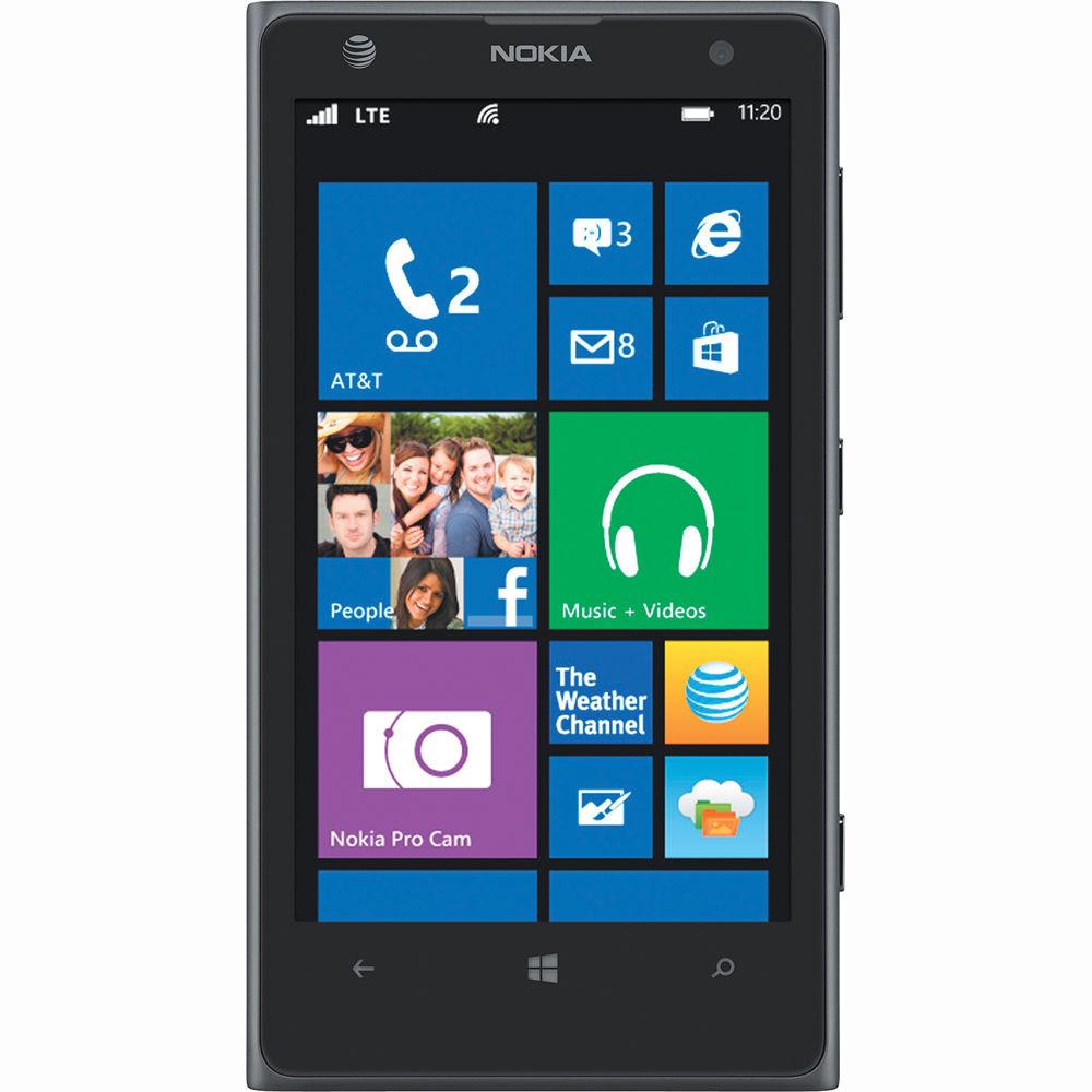 Nokia Lumia 1020 RM-877 32GB Smartphone A00014303 B&H Photo
