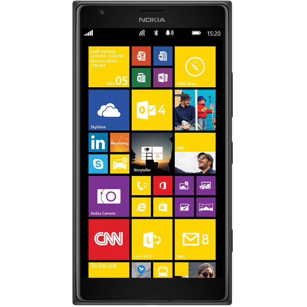Nokia Lumia 1520 RM-938 32GB Smartphone A00016717 B&H Photo