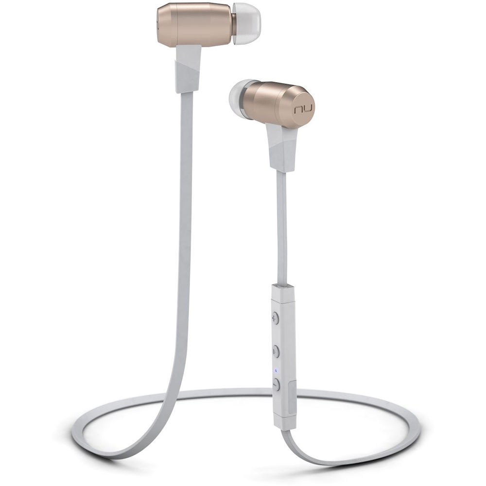 Nuforce Be6i Wireless Bluetooth In Ear Headphones Be6i Gold Bh