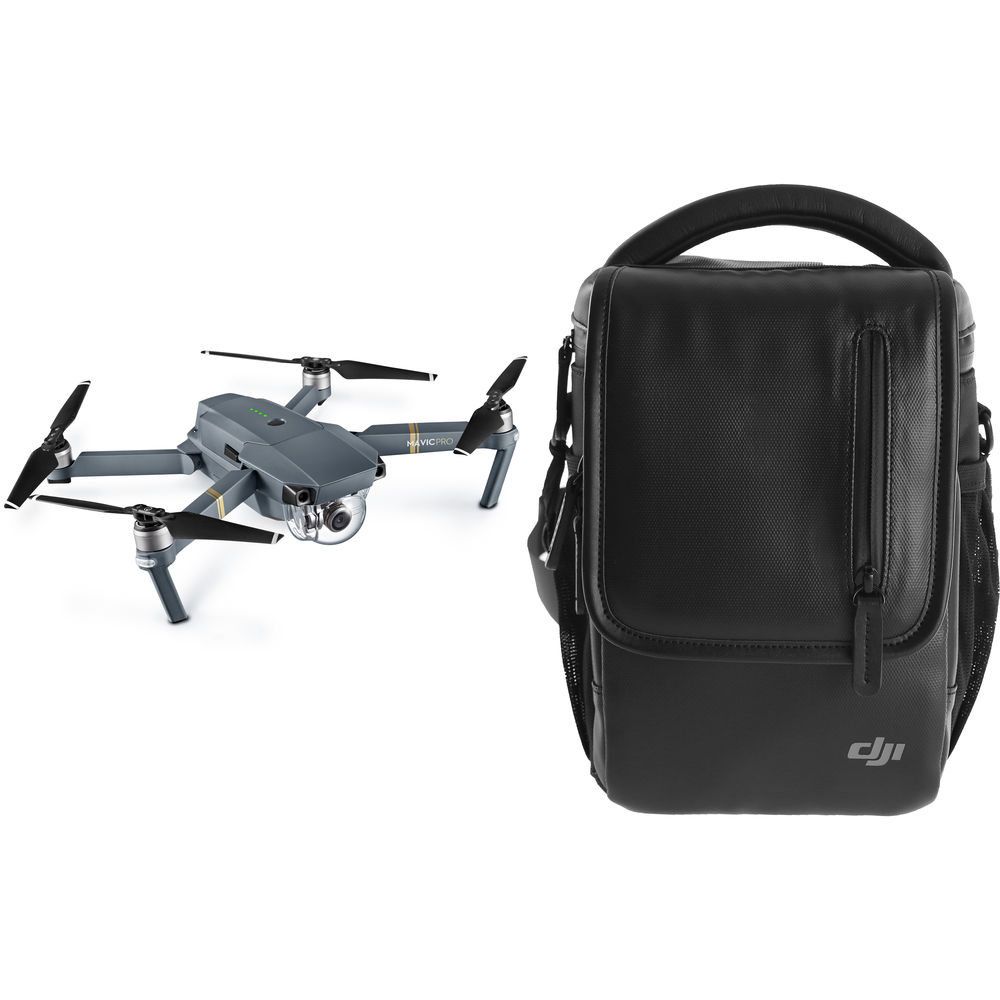 dji mavic pro (fly more combo) b&h photo video