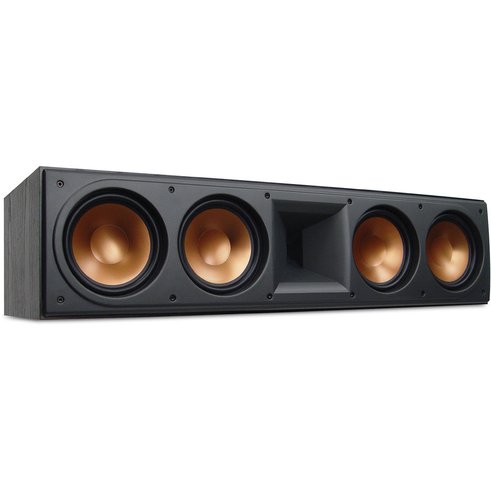 klipsch rc 64 center speaker black ash rc 64 b h photo video. Black Bedroom Furniture Sets. Home Design Ideas