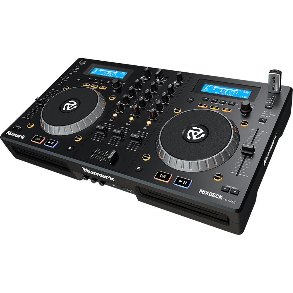 Numark MixDeck Express Premium DJ Controller MIXDECK