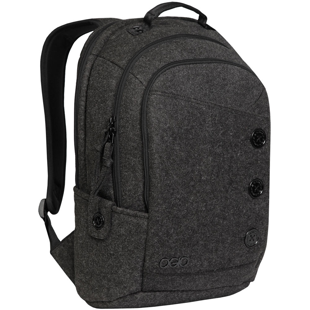 8339656a6a OGIO Soho Womens Laptop Backpack (Dark Gray Felt) 114004.438 on ...