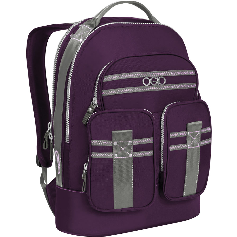 OGIO Triana Laptop Backpack (Purple) 114009.622 B&H Photo Video