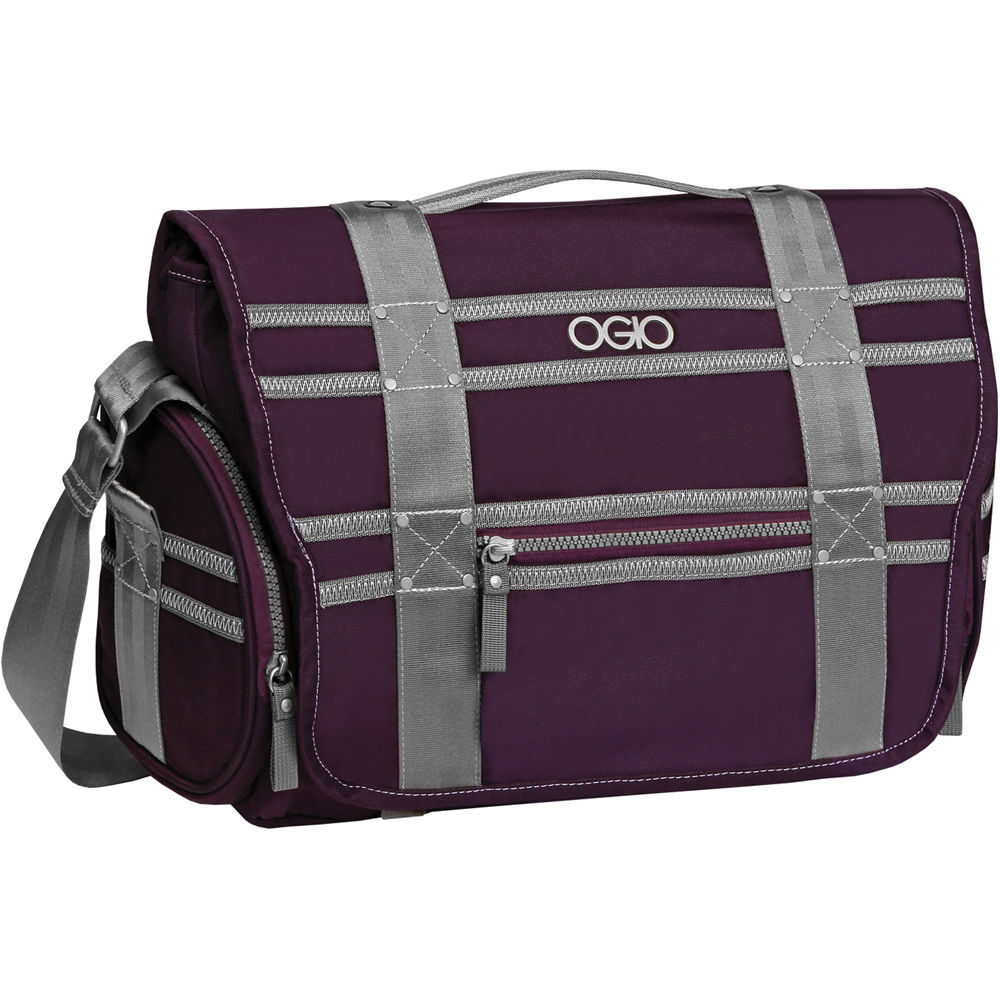 Ogio Monaco Messenger Bag Purple