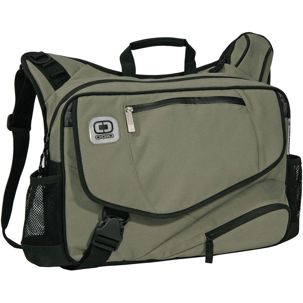 OGIO Moxie Top Zip Messenger Bag (Eco) 117053.297 B&H Photo