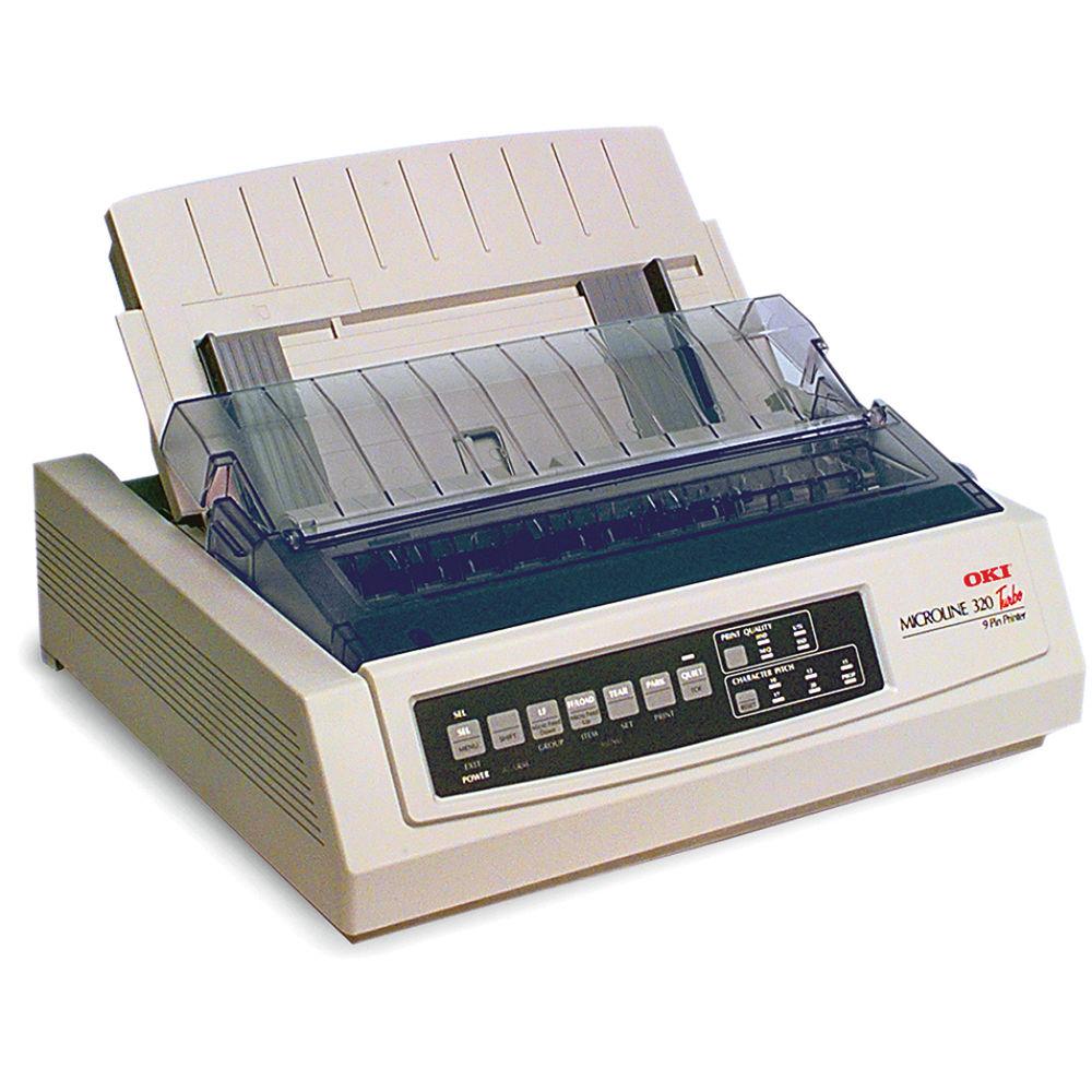oki microline 320 turbo dot matrix printer 62411601 b h photo rh bhphotovideo com oki microline 320 turbo manual pdf oki microline 320 turbo manual