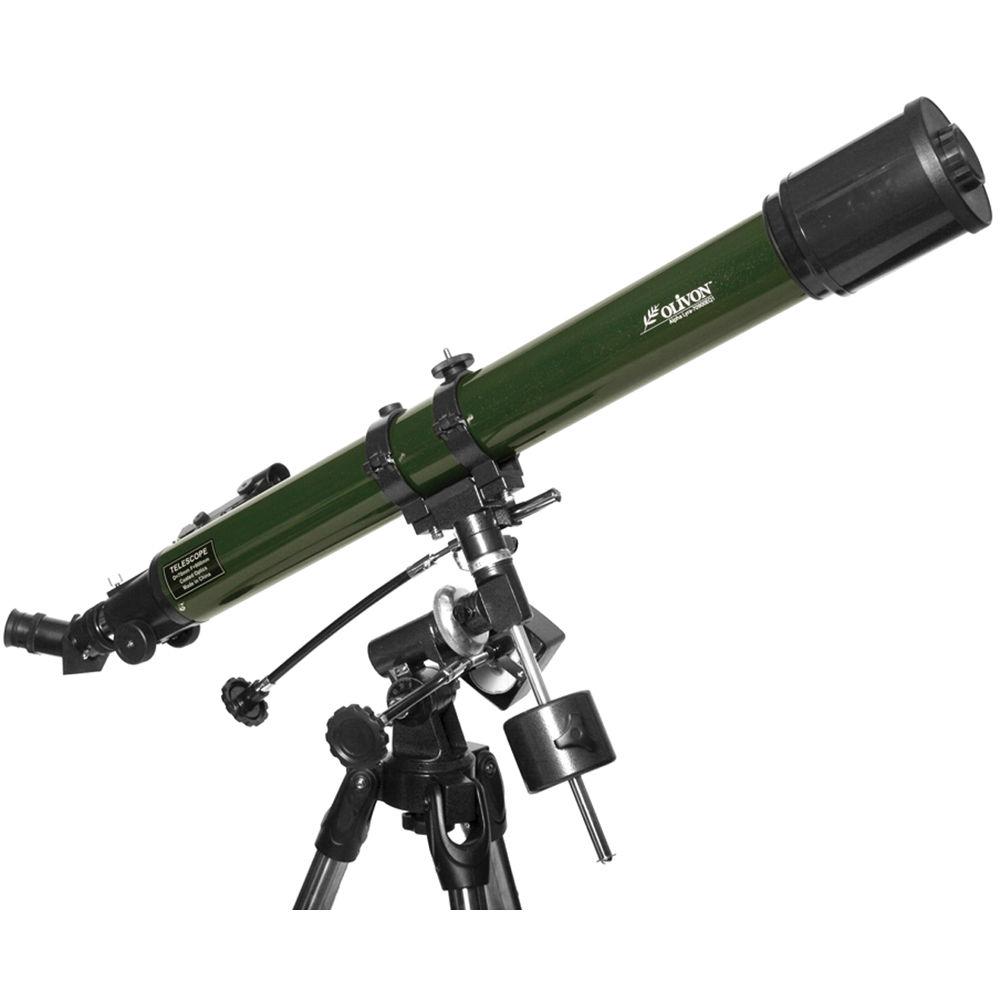 Olivon 70mm Alpha Lyra 70 900 Refractor Telescope