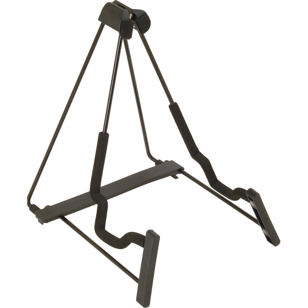 On-Stage GS7655 Fold-Flat A-Frame Guitar Stand GS7655 B&H Photo