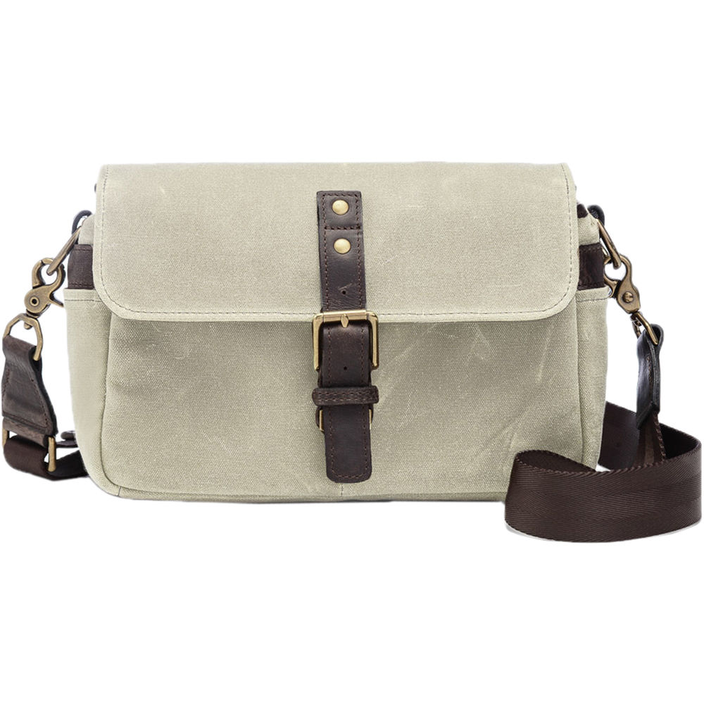 6dc040fa4f3 ONA Bowery Camera Bag (Canvas, Oyster) ONA5-014OYS B&H Photo