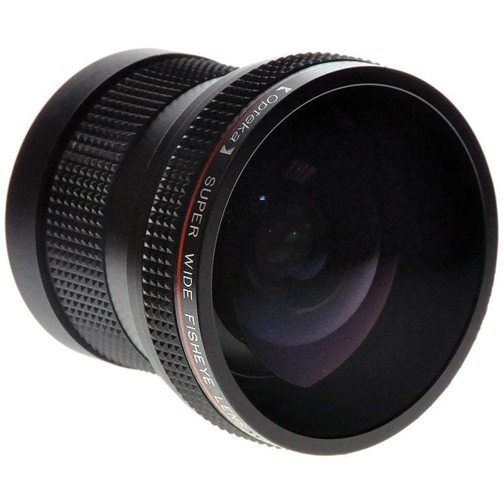 Opteka 52mm 0 2x Hd Professional Super Af Fisheye Opt20sf B U0026h