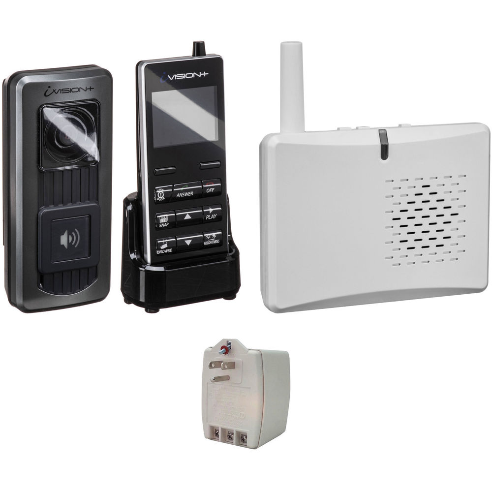 optex ivision wireless intercom system an gateway unit kit b h. Black Bedroom Furniture Sets. Home Design Ideas