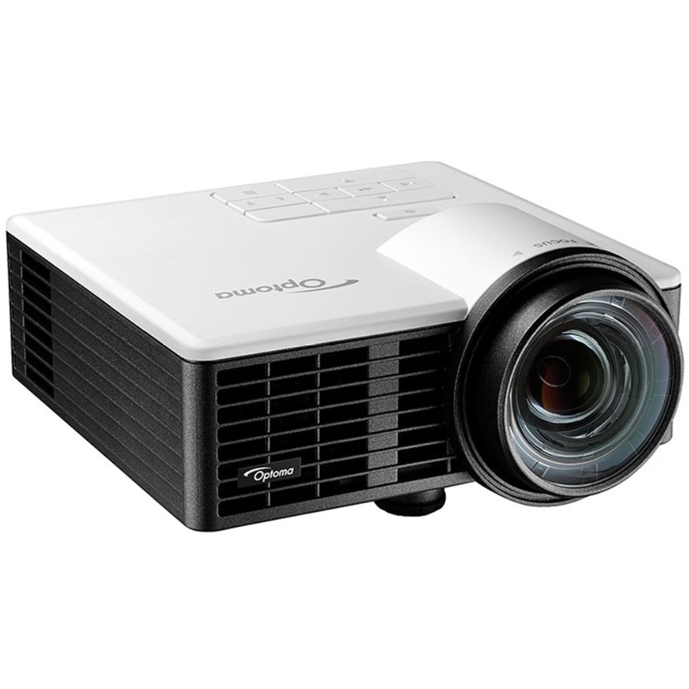 e61998a91 Optoma Technology ML750ST 700-Lumen WXGA Short-Throw DLP Projector