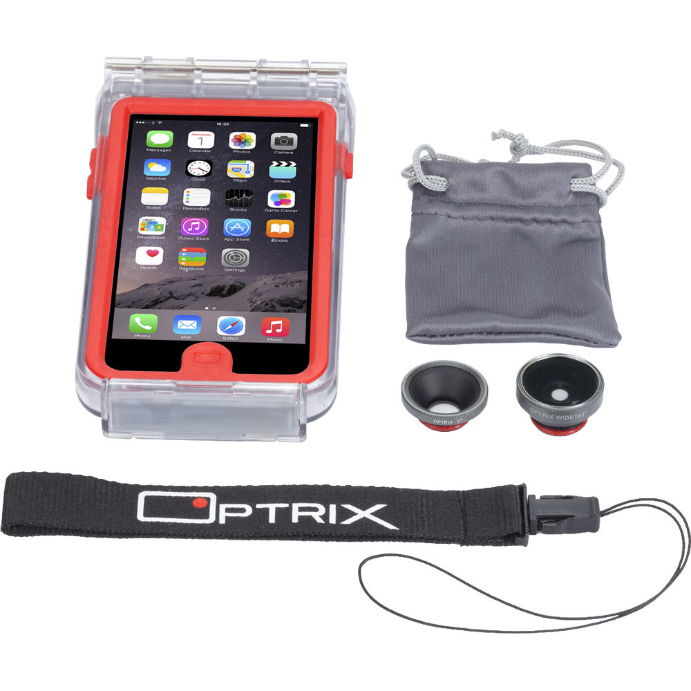 Optrix Iphone