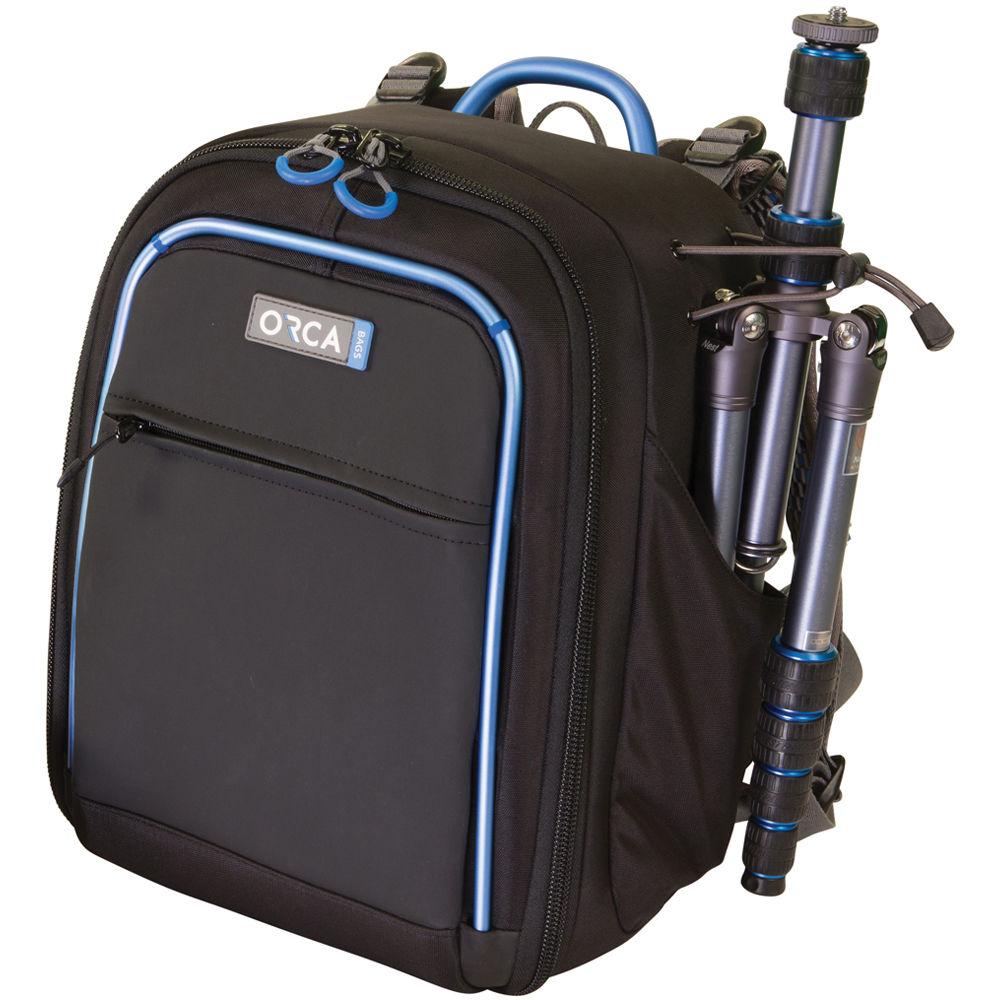 Рюкзак для видеокамер orca or-24w reebok 18k sr рюкзак