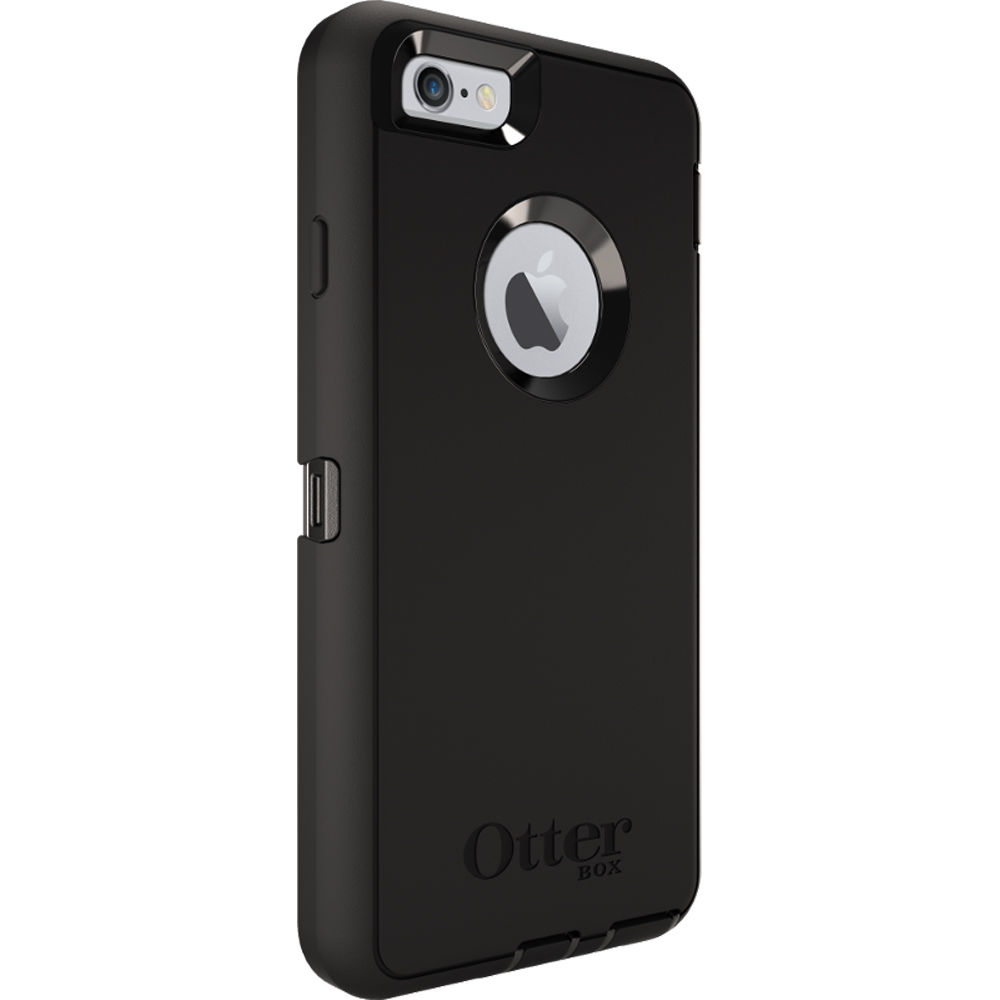 otterboxes for iphone 6 otter box defender for iphone 6 6s black 77 52133 b amp h 15826