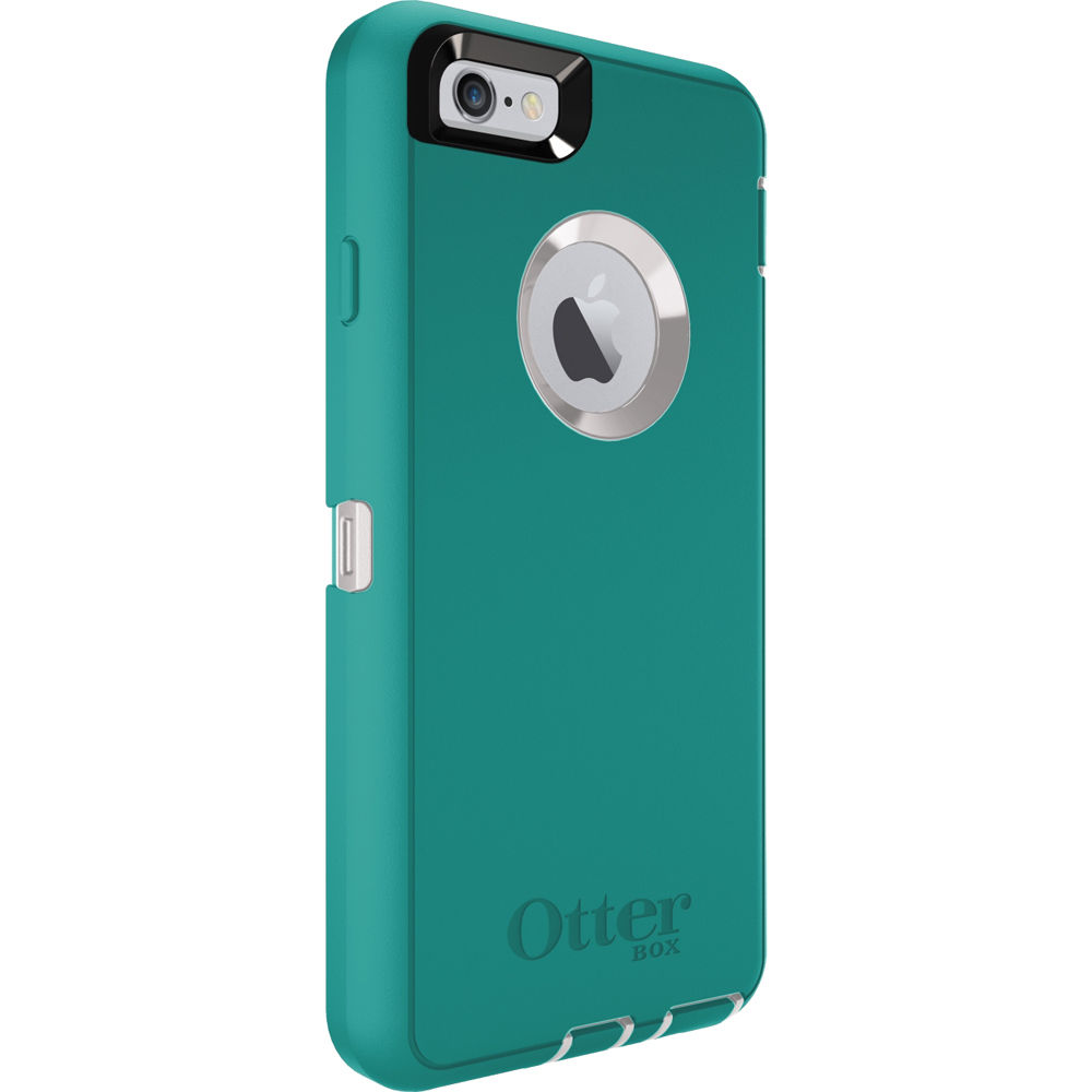 Otter Box Defender Case for iPhone 6 Plus/6s Plus 77-52239 Bu0026H