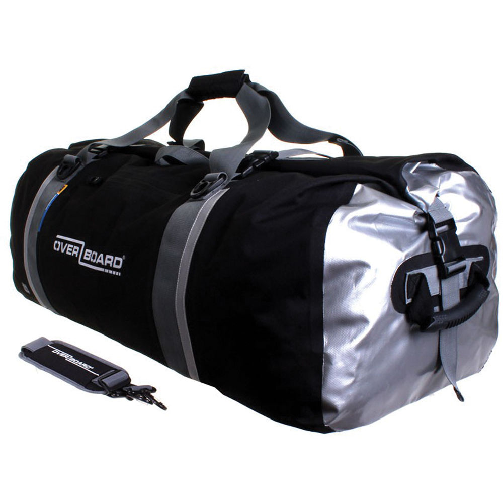 Overboard Classic Waterproof Duffel Bag 130l Black