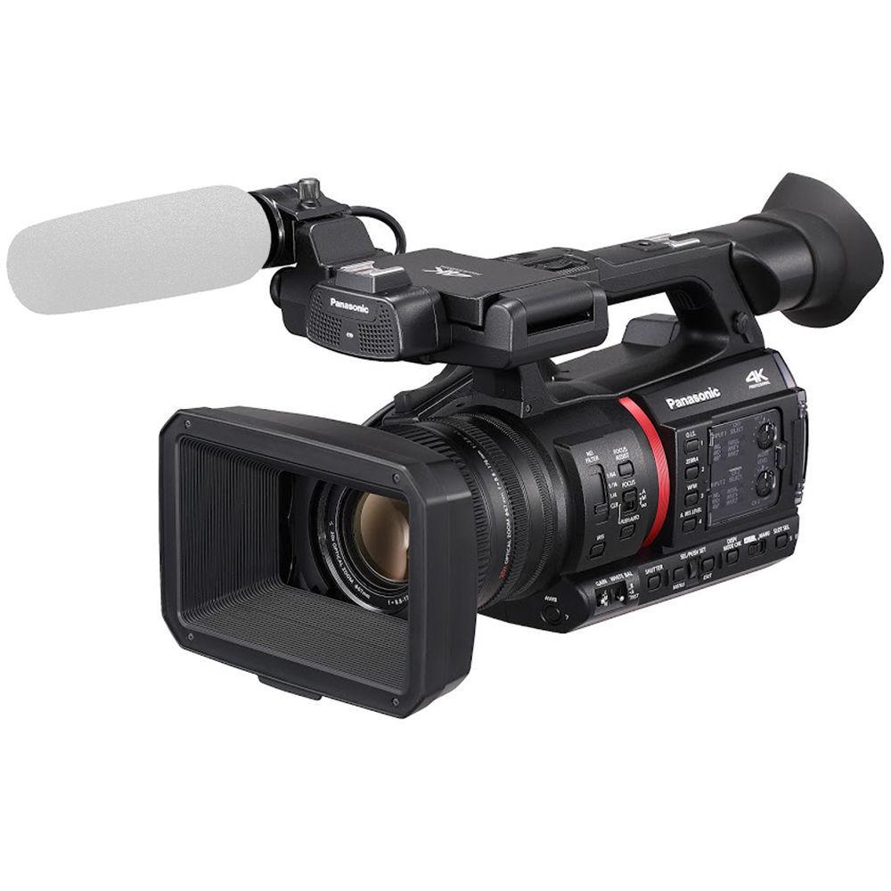 Panasonic AG-CX350 4K Camcorder | AGCX350 B&H Photo Video