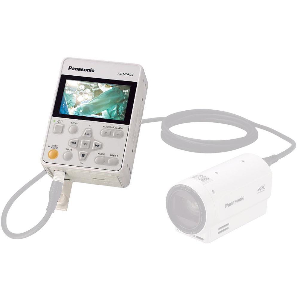 Panasonic Medical Model Povcam Recorder Ag Mdr25pj Bh Photo
