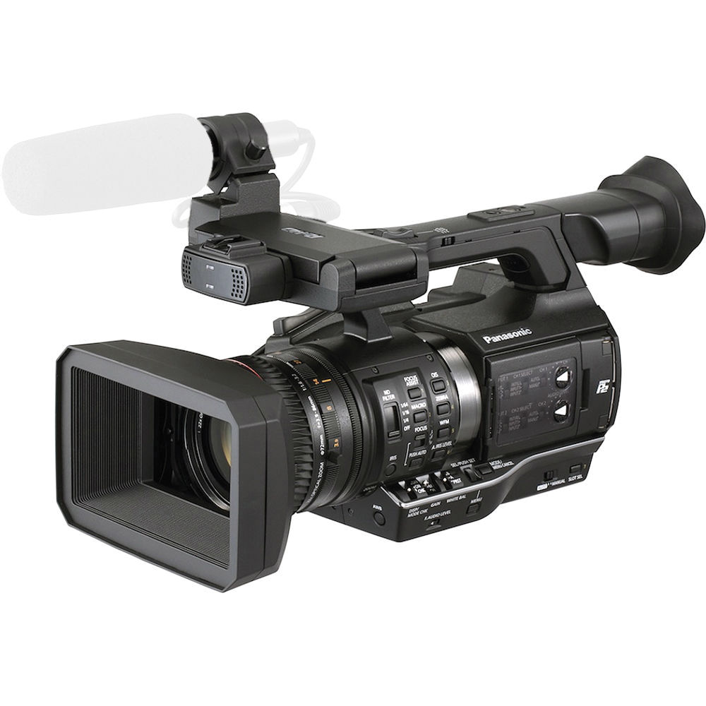 Panasonic P2HD AG-HPX170P Professional Video Camera