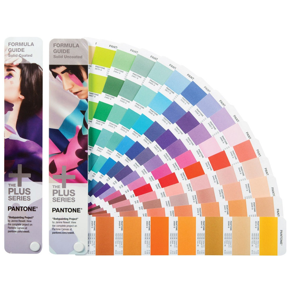 Conosciuto Pantone Formula Guide Solid Coated & Solid Uncoated GP1601N AP46