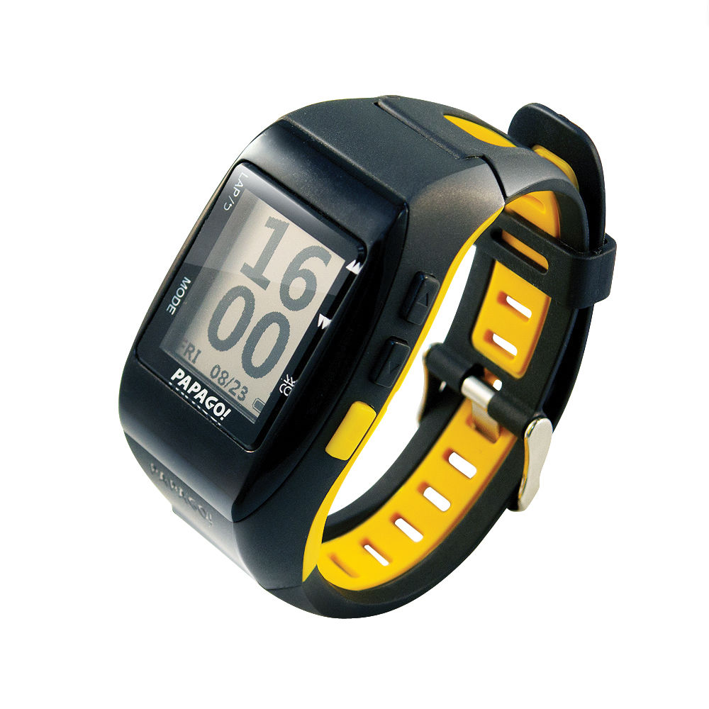 papago gowatch 770 gps sport with rate glw hb