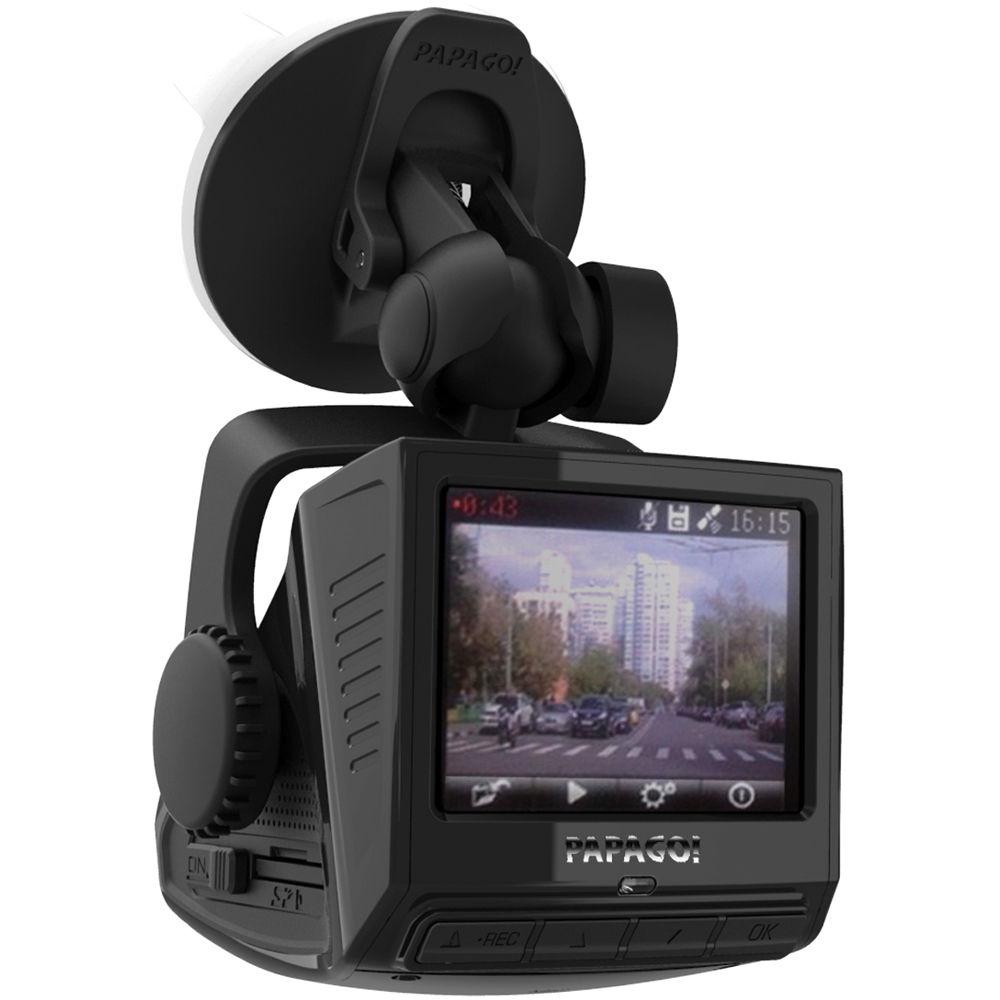 Papago P3 Dashcam P3-US B&H Photo Video