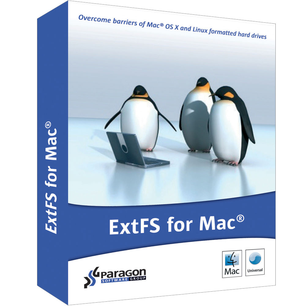 Extfs on windows