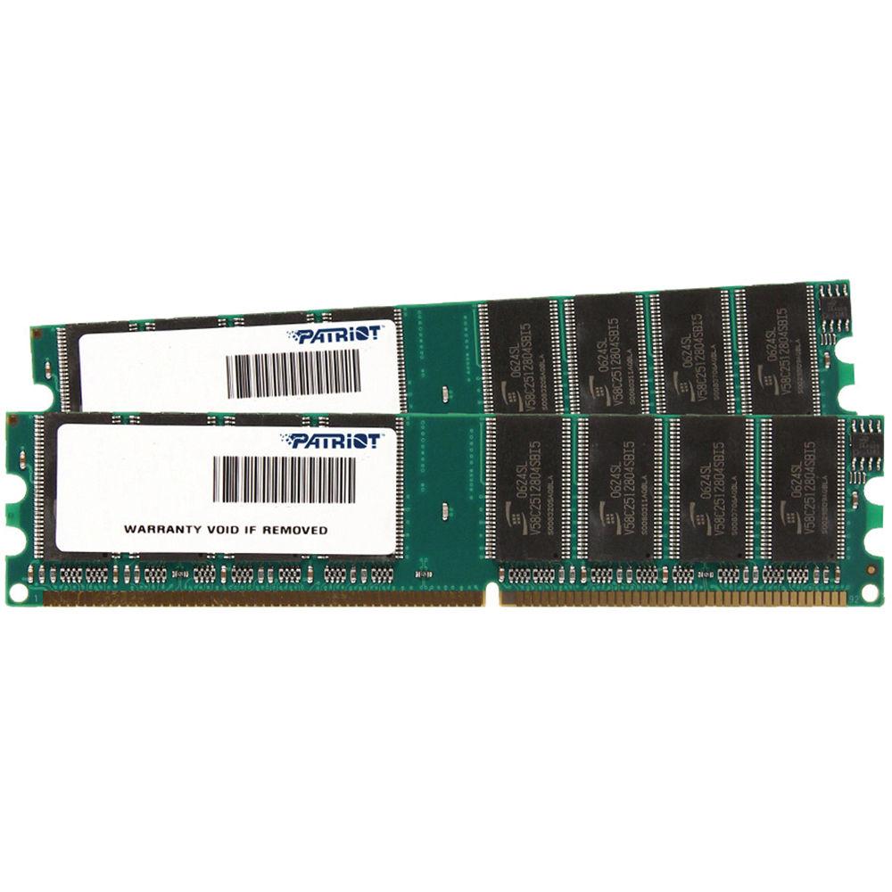 Patriot Signature Line 4GB 2 X 2GB DDR2 Memory Module Kit